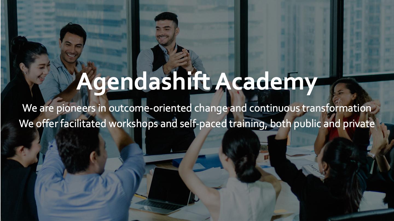 Agendashift roundup, April 2021